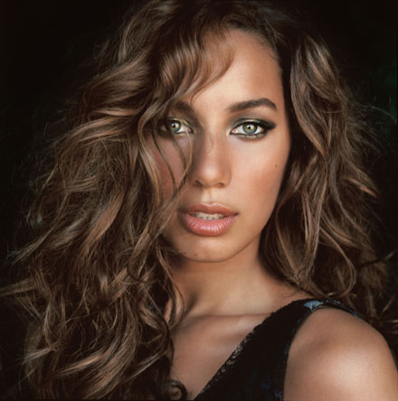 Leona lewis – as enchanting as the characters of avatar