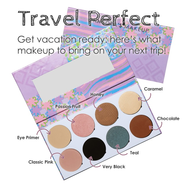 Special Travel 8-Palette