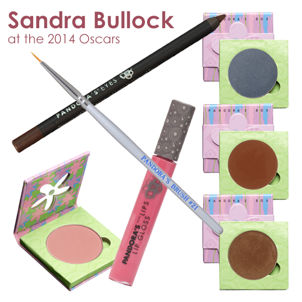 PANDORA'S Picks for Sandra Bullock's look