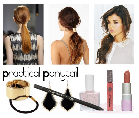 Practical Ponytail